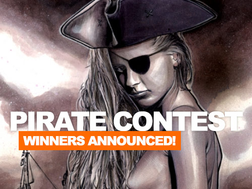 Talk Like A Pirate Day Contest Winners